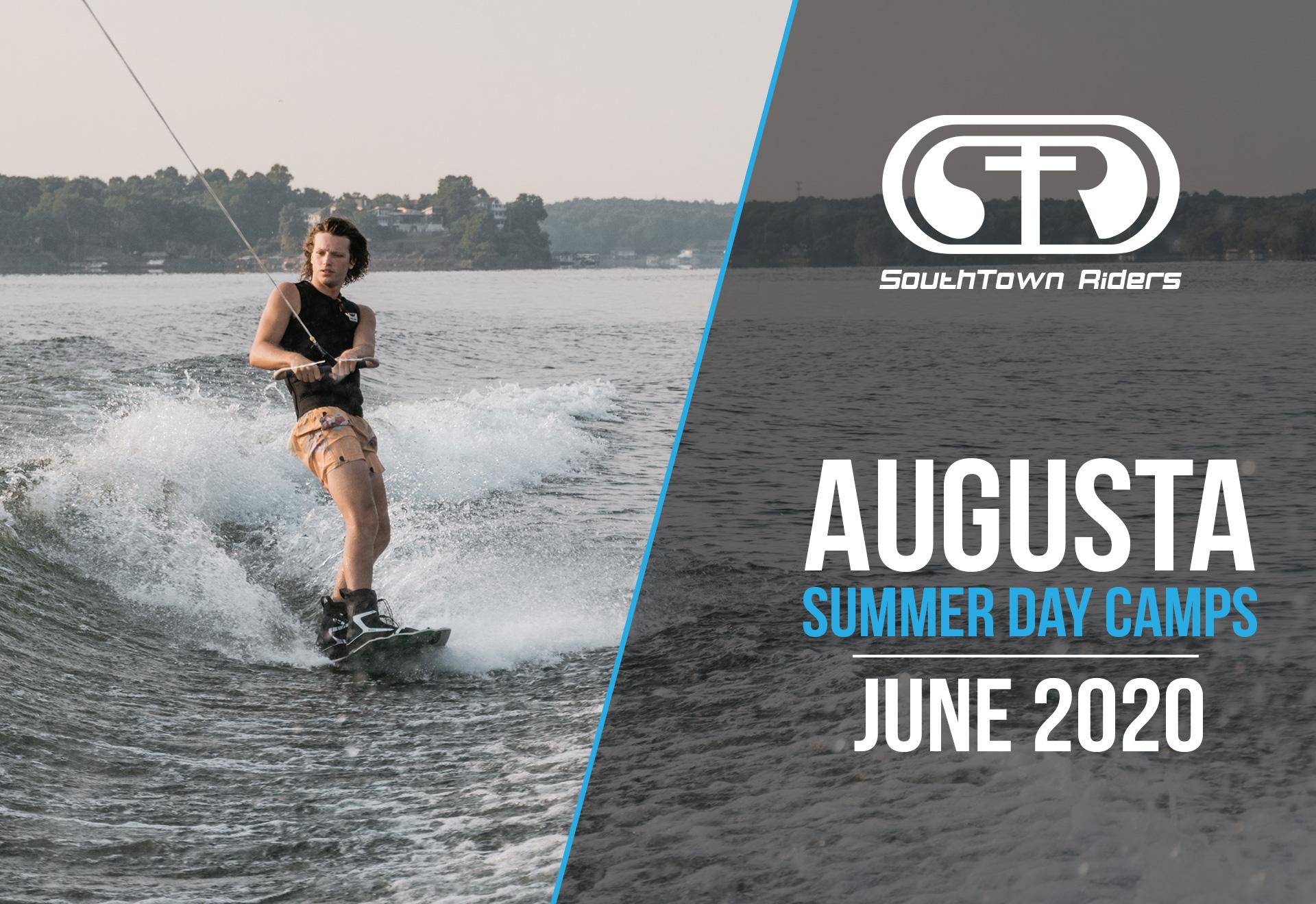 Augusta Summer Wakeboard Camps: June 2020