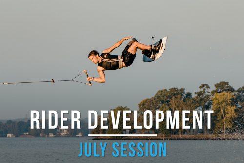 Charlotte Summer Wakeboard Rider Development Camp: July 2020