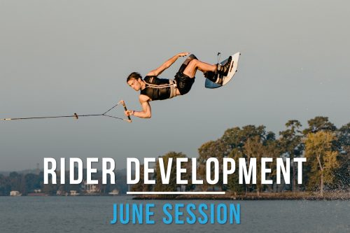 Charlotte Summer Wakeboard Rider Development Camp: June 2020